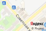 Схема проезда до компании Фото Отель в Егорьевске