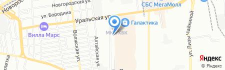 Теплопартнёр на карте Краснодара