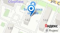 Компания Нотариус Сафарова Т.А. на карте