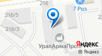 Компания транспортная компания *экспресс* на карте