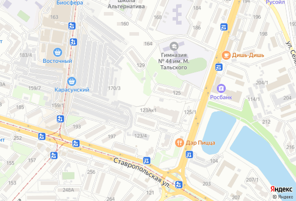 купить квартиру в ЖК Айвазовский