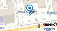 Компания AVM на карте