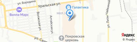 Wafel boom на карте Краснодара