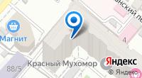 Компания Ода на карте