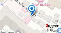 Компания Скорая медицинская помощь на карте