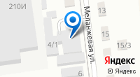 Компания БЕРИЛЛ на карте