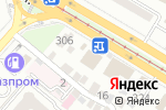 Схема проезда до компании The one в Краснодаре
