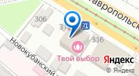Компания НовИТ на карте