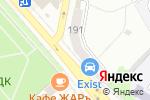 Схема проезда до компании Евролайф в Егорьевске