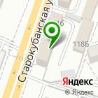 Местоположение компании 7К Лоджистикс