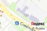 Схема проезда до компании Колледж педагогики и искусства в Егорьевске