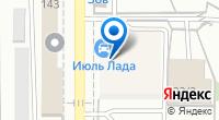 Компания Транс Карт на карте