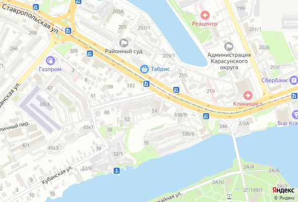 продажа квартир Ставропольская 336/1