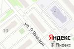 Схема проезда до компании Магазин-бар в Егорьевске