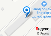 ОБД, ЗАО на карте