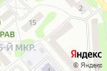 Схема проезда до компании Магазин рыбы в Егорьевске
