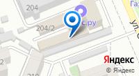 Компания Базис на карте