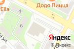 Схема проезда до компании Магазин упаковки подарков в Егорьевске