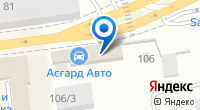 Компания Автобус-Запчасть на карте