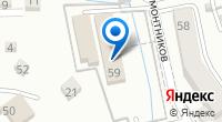 Компания Служба заказа пассажирского легкового транспорта на карте