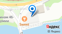 Компания ДХЛ Интернешнл на карте