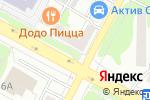 Схема проезда до компании Люкс Тревел в Егорьевске