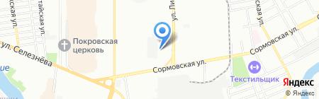 ЭлеваторСтройКомплект на карте Краснодара