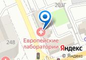 Альпари Краснодар на карте