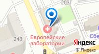 Компания Нотариус Сергеева С.В. на карте