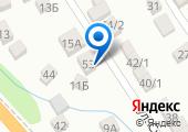 Служба заказа пассажирского легкового транспорта на карте