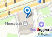 Кремлевский на карте