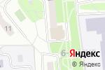 Схема проезда до компании Боевое братство в Егорьевске