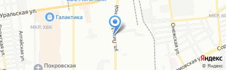 Многопрофильная компания на карте Краснодара
