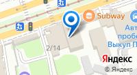 Компания Солнечный остров на карте