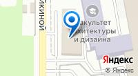 Компания Бомонд на карте