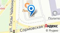 Компания Управление пенсионного фонда РФ в Карасунском внутригородском округе г. Краснодара на карте