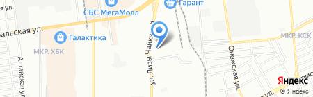 Бройлер на карте Краснодара