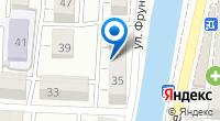 Компания Заря на карте