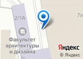 ЮТР на карте
