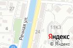 Схема проезда до компании Сеть магазинов мебели в Туапсе