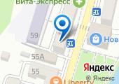 Единый информационно-расчетный центр г. Туапсе, МУП на карте