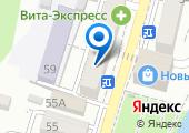 Мидекея МС на карте