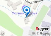 Гостевой дом на карте