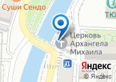Православный храм Святого Архистратига Божьего Михаила на карте