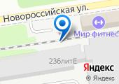 ЕСП на карте