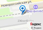 Рутектор на карте