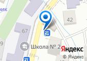 Магазин свежей выпечки на карте