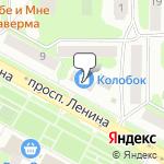 Магазин салютов Егорьевск- расположение пункта самовывоза
