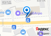 Вертикаль-Краснодар на карте