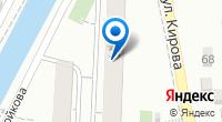 Компания Траиса на карте